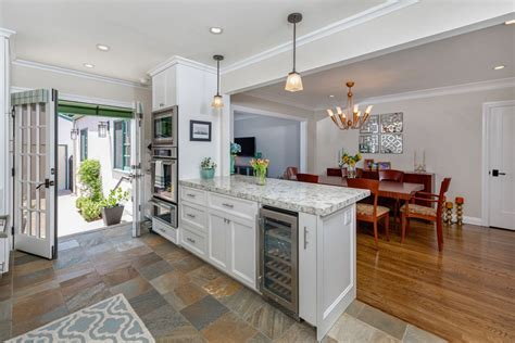 Kitchen Peninsula by Kitchen Peninsula With Ovens And Wine Cooler Nott