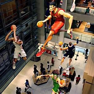 World Basketball Festival Displays @ NikeTown NYC