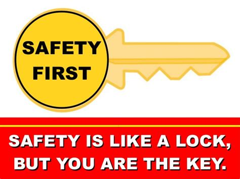 Safety Quotes Safety Quotes Quotesgram