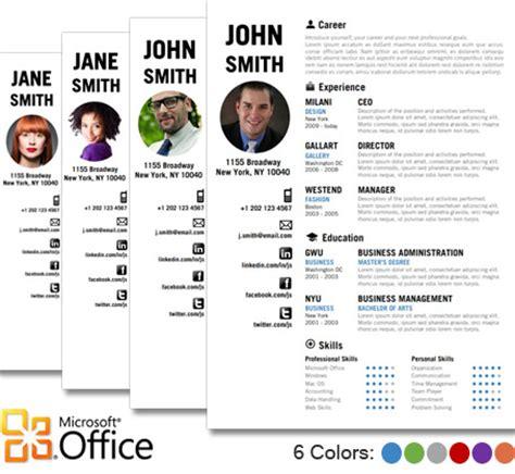 creative resume template  cvfolio resumes