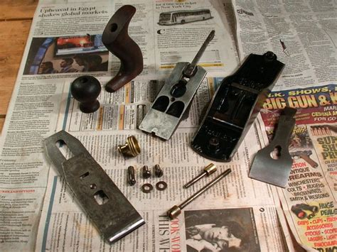 setting   tuning  hand plane projects