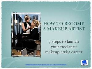 how to become a makeup artist With how to start a cosmetic business at home