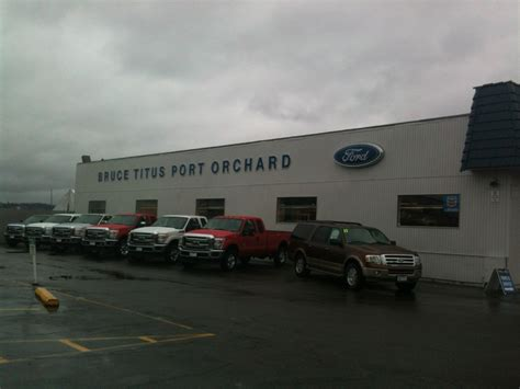 Port Orchard Ford in Port Orchard, WA 98366