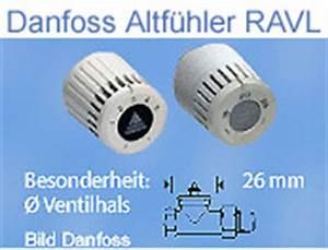 Danfoss Ravl Ventil : problem mit danfoss thermostat aus dem jahr 1985 haustechnikdialog ~ Orissabook.com Haus und Dekorationen