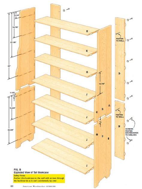 part bookcase plans woodwork city  woodworking plans