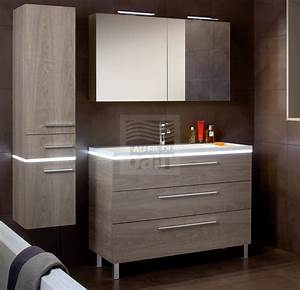 meuble salle de bain 120 cm simple vasque great chloe With meuble salle de bain 120 simple vasque