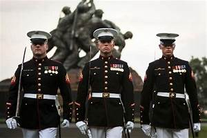Marine Corps Dress Blues Unif... - US Marine Corps Office ...