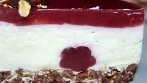Himbeer Philadelphia Torte : philadelphia torte mit himbeer blume rezept von purzel ~ Lizthompson.info Haus und Dekorationen