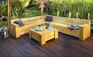 Outdoor Lounge Selber Bauen : lounge selber bauen gartenlounge selber bauen anleitung von hornbach nowaday garden ~ Markanthonyermac.com Haus und Dekorationen