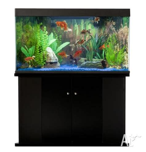 blue planet corner fish tank marine fresh water  sale