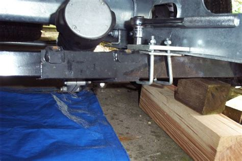an account of fitting a motor mover