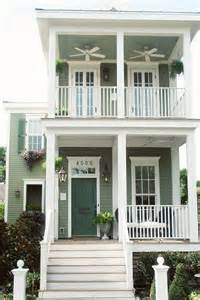 New Orleans Shotgun Style House Plans