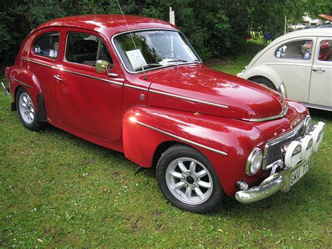 ewy rosqvists rally volvo pv  sport  auction