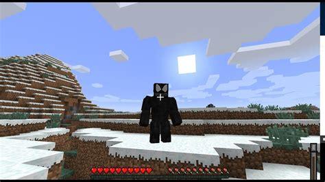 Mod Venom Minecraft Igual Ao Filme Youtube