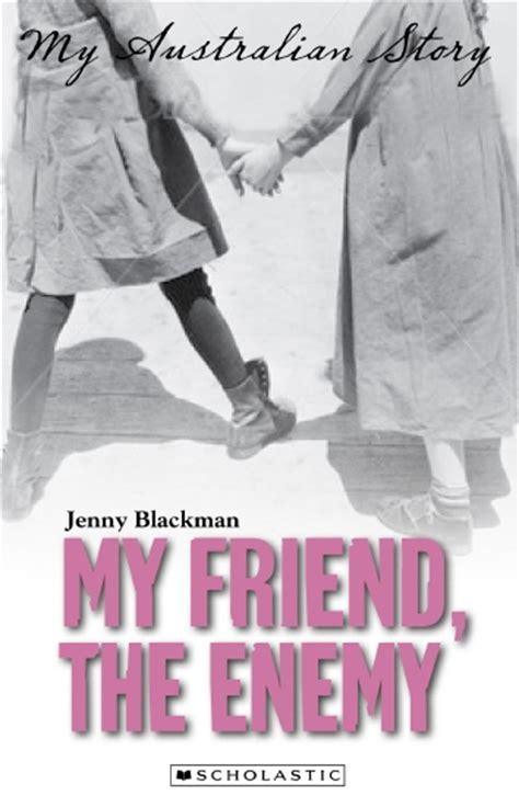 store  australian story  friend  enemy book