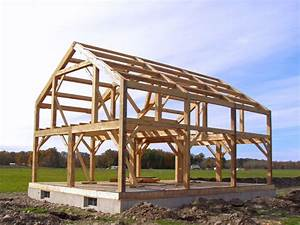 Image Gallery timber frame