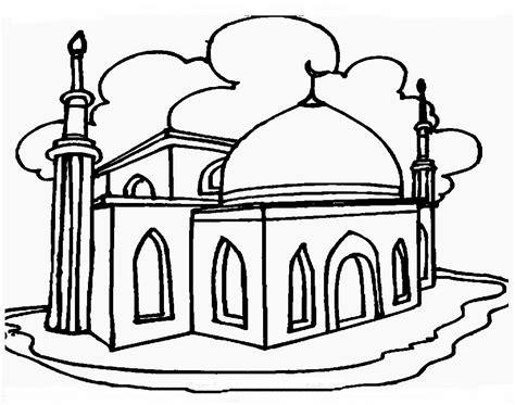 Gambar untuk mewarnai anak tk islami kekinian download now mewarnai. √Gambar Mewarnai Islami Anak TK dan SD Terbaru 2020 - Marimewarnai.com