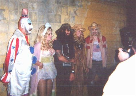 Cast Of House Of 1000 Corpses by House Of 1000 Corpses Cast Photos