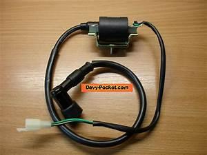 Tester Bobine Allumage Moto : davy pocket pi ces quad enfant 110cc 2 pour le prix d 39 une bobine d 39 allumage dirt type 1 ~ Gottalentnigeria.com Avis de Voitures