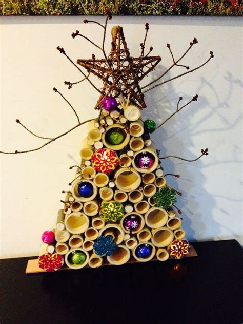 bamboo christmas tree bamboo pinterest