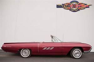 1963 Ford Thunderbird Convertible  390 V8  Gorgeous Color
