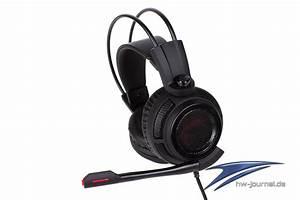 Headset Gaming Test : test msi ds502 gaming headset hardware journal ~ Kayakingforconservation.com Haus und Dekorationen