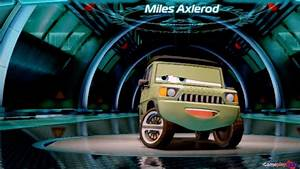 Cars 2 Video : disney pixar cars 2 the video game miles axlerod youtube ~ Medecine-chirurgie-esthetiques.com Avis de Voitures