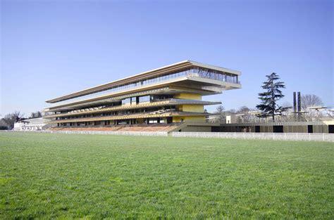 Hippodrome De Longch In by L Architecture D Aujourd Hui Dominique Perrault Rajeunit
