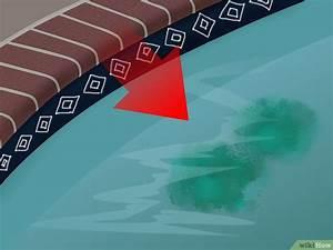 Braune Ablagerungen Im Pool : flecken in einem swimming pool diagnostizieren und entfernen wikihow ~ Markanthonyermac.com Haus und Dekorationen