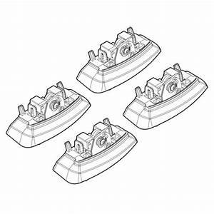 Barre De Toit Opel Meriva : barres de toit pour opel meriva ~ Voncanada.com Idées de Décoration
