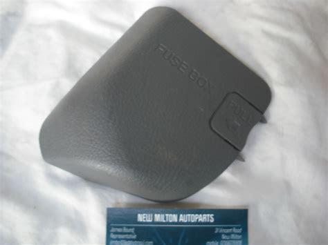 Mazda 6 Interior Fuse Box Cover by Mazda 6 Interior Fuse Box Cover Trim For Rhd Cars Gj6a 68