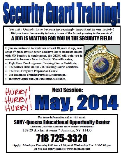 security guard training jamaica