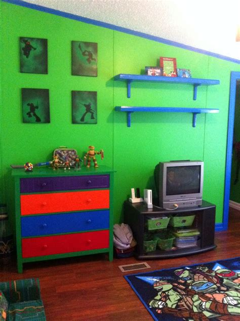 images  tmnt room  pinterest home projects  tones   wall