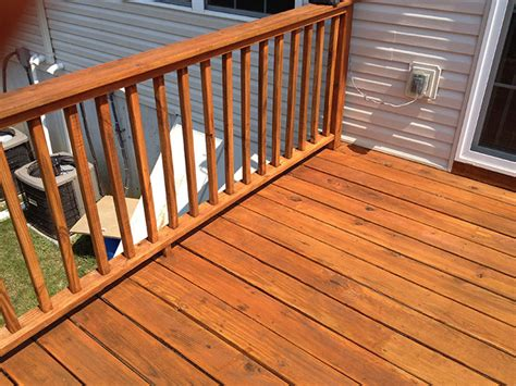Lasting Deck Stain 2015 by Deck Staining Sinking Pa Painting