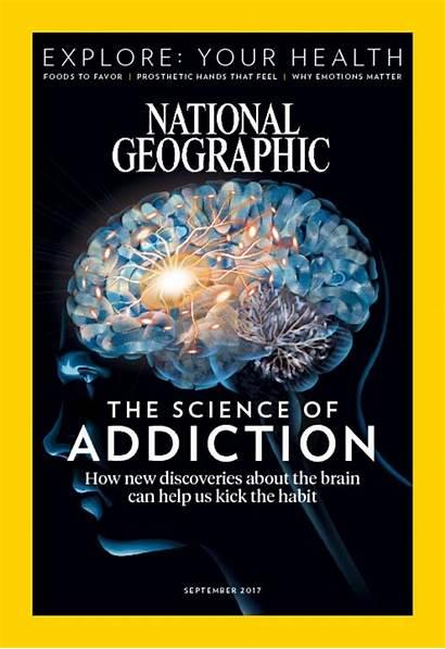 Geographic National September Science Addiction Usa Magazine