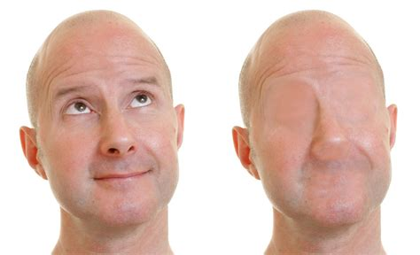 Without Face Head