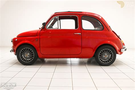 Fiat Abarth For Sale by Classic 1971 Fiat 500 Abarth 595 For Sale Dyler