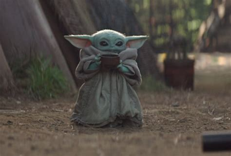 Baby Yoda's Soup-Sipping Moment: How Mandalorian Director ...