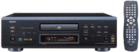 denon dvd  universal dvd player   audioholics