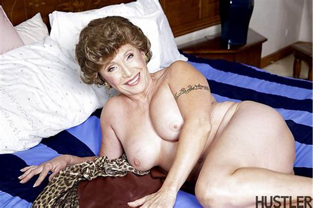 #Granny #Pornstar #Luna #Azul #Posing #In #The #Nude #On #Bed #After