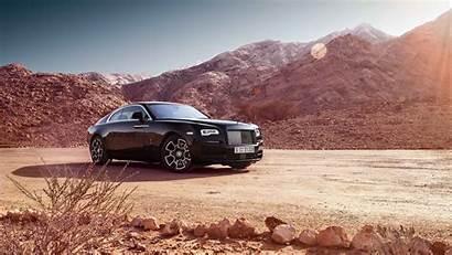 4k Royce Rolls Wraith Badge Wallpapers Desktop