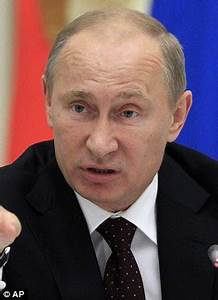 Putin: I¿ll sign plan to ban adoptions in US   Daily Mail ...
