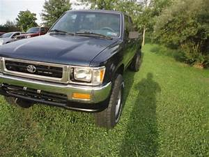 1994 Toyota Pickup Extra Cab 4x4 4 Cylinder 22re 5 Speed