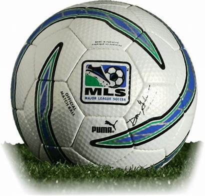 Mls Ball Soccer League Match 2005 Major