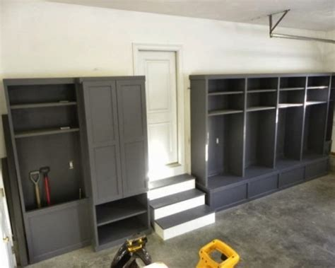 Mudroom Ideas Featuring Storage Areas & Benches