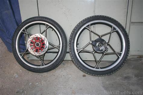 Suzuki Rims For Sale by Suzuki Gs150 18 18 Alloy Rims For Sale General