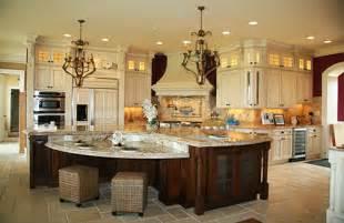 Tuscan Kitchen Island Kitchen Extraordinary Homes Of Northern Virginia