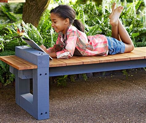 outdoor benches benches and bench plans on