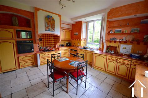 cuisine equipé house for sale st berain sur dheune burgundy 12154