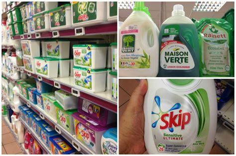 produits clean un petit tour du côté des lessives quelles marques choisir edit du 22 02 17